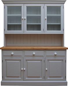 5ft Glazed Dresser