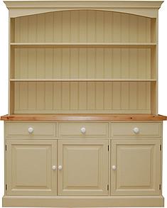 5 ft Open Dresser