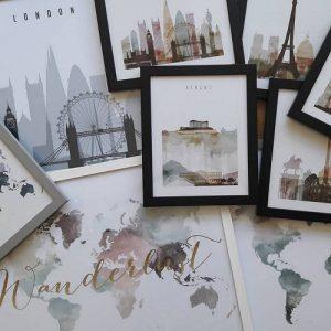 Prints & Stationary
