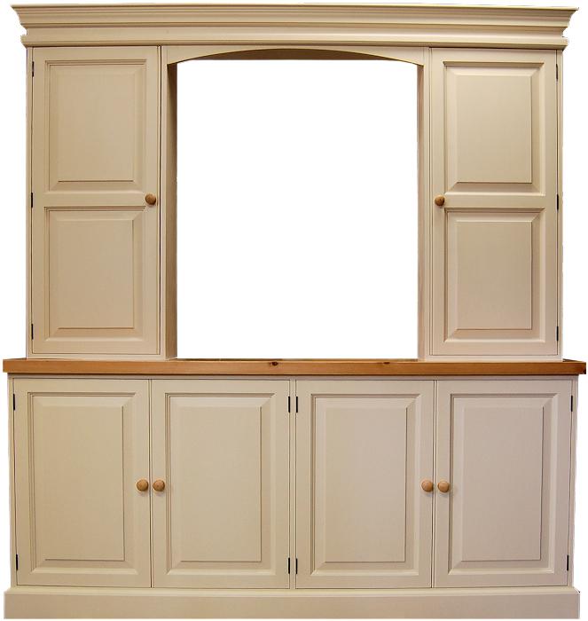 Special Configuration Dresser