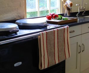 Aga Towels