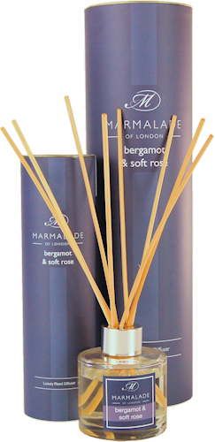 Marmalade Bergamot and Rose Reed Diffuser