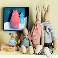 Childrens soft toys and gifts