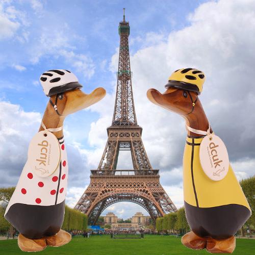 Cycling Ducks