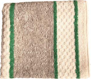 Green Aga Towel