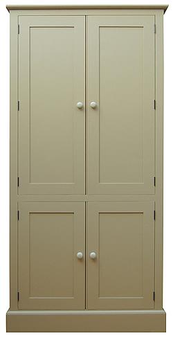 Four Door Larder Cupboard