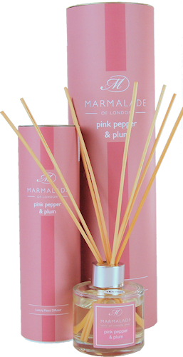 Marmalade Pink Pepper and Plum Reed Diffuser