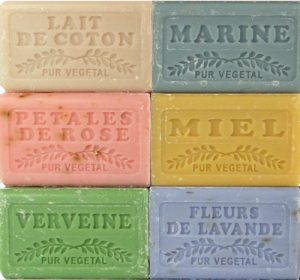 Savon De Marseilles French Soap