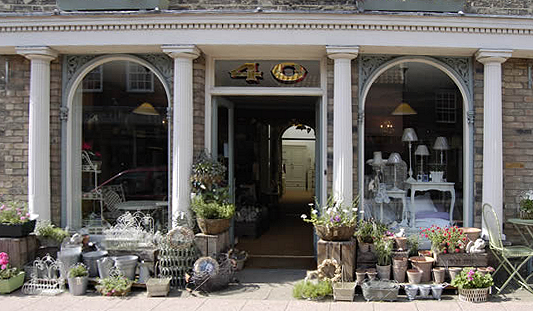 Bells of Suffolk Shop Front
