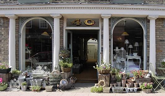 Bells of Suffolk Shop Front