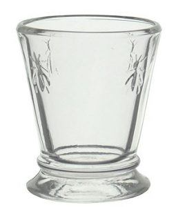 French Bee Shot Glass / Egg Cup