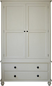 Victorian Style Special Double Wardrobe
