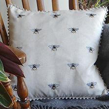 Bee Cushions
