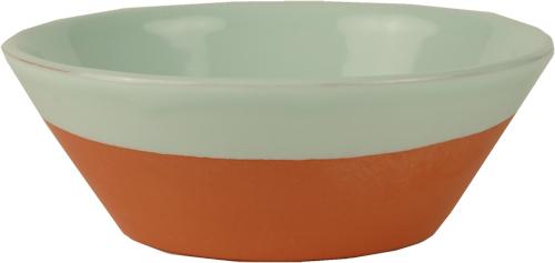 pale mint tapas bowl