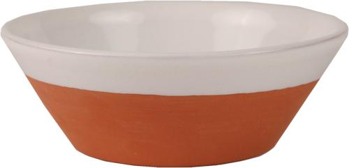 white tapas bowl