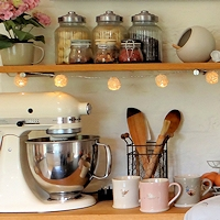 Traditional items for the kitchen