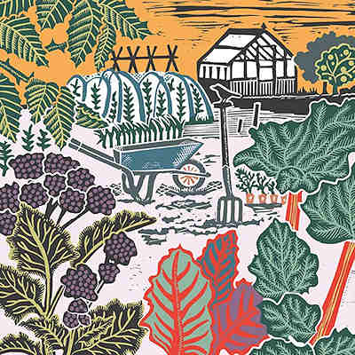 Allotment by Kate Heiss