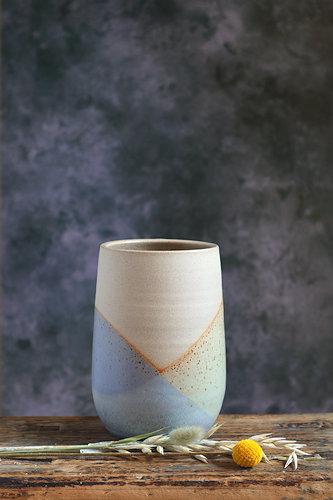 Libby Ballard Coastal Vase