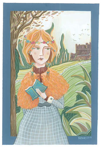 Jane Eyre by Kerry Timewell