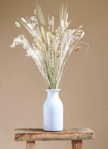 Misty Harvest Dried Flower Arrangement