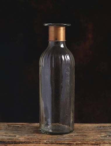 Chara Large Glass Vase