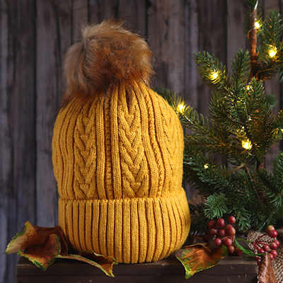 Cosy Bobble Hats