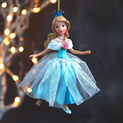 Cilderella Christmas Decoration