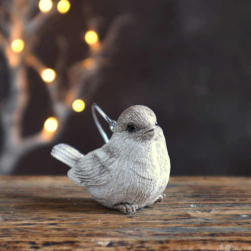 Little Bird Christmas Decoration