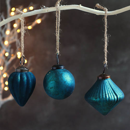Matt Teal Baubles