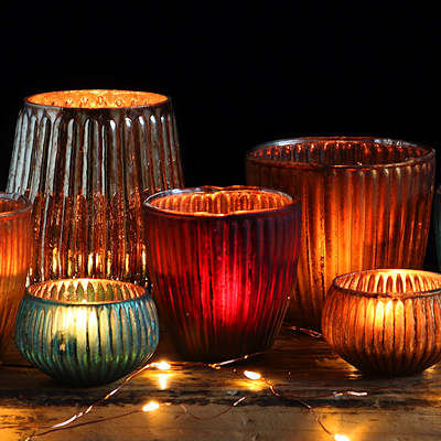 Tealight Collections