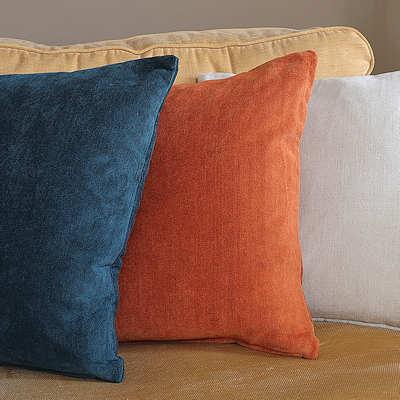 Chenille Cushions